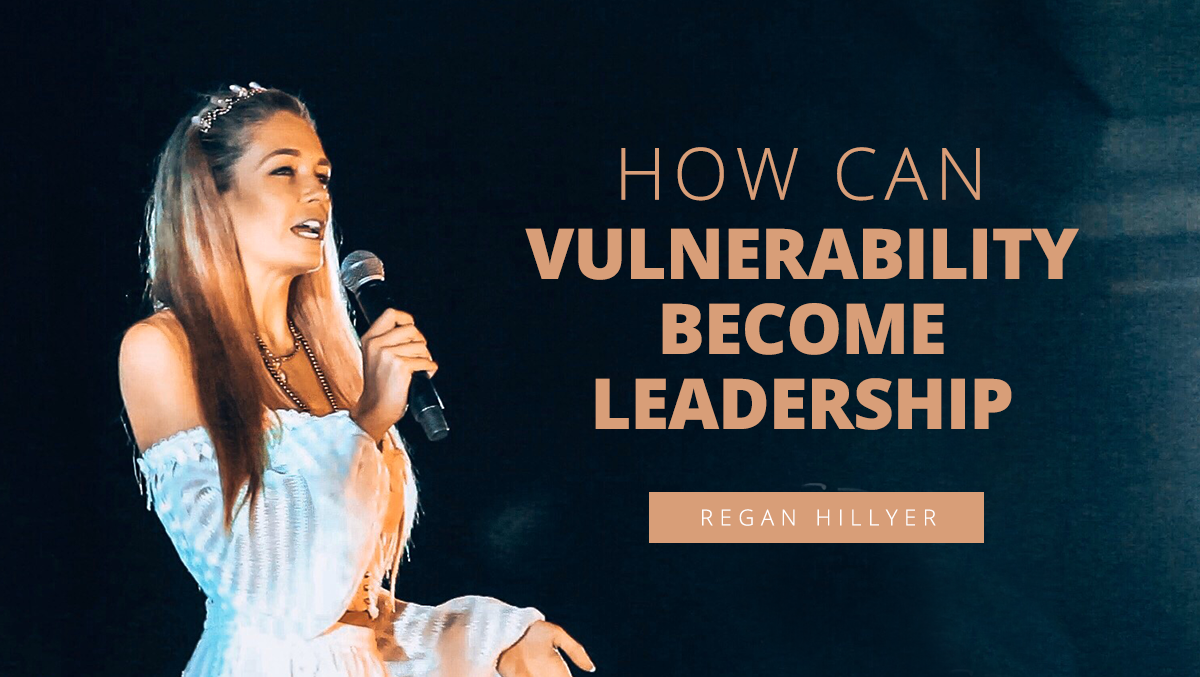 How Can Vulnerability Become Leadership?
