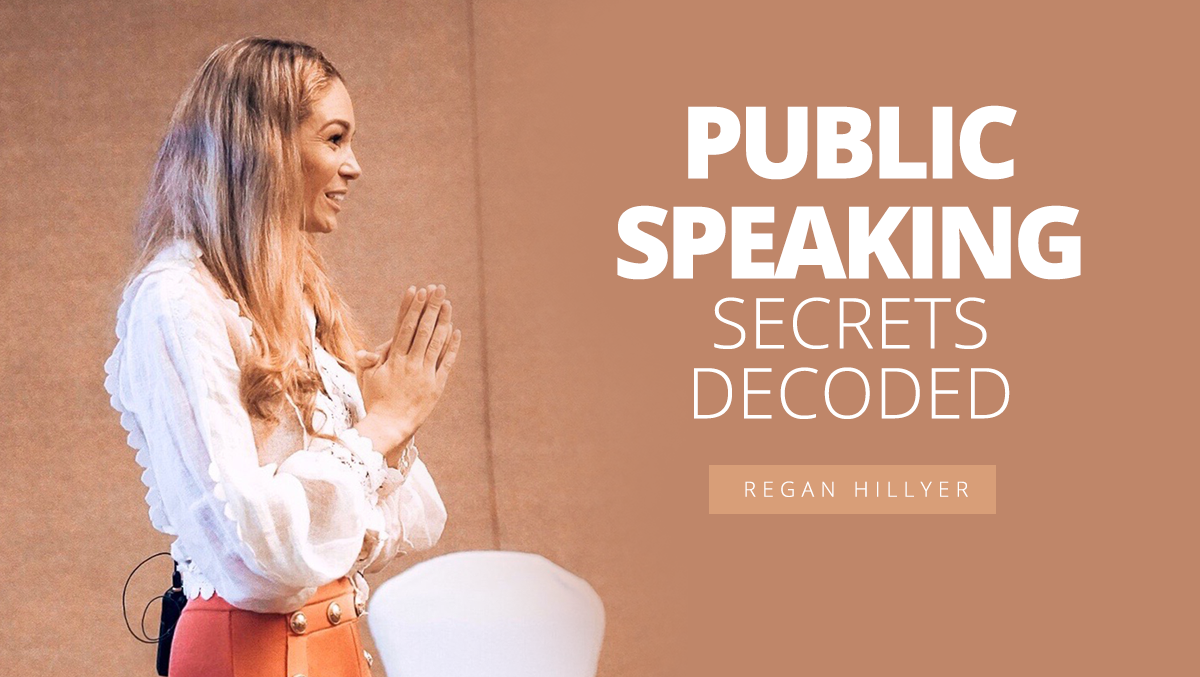 Public Speaking Secrets Decoded