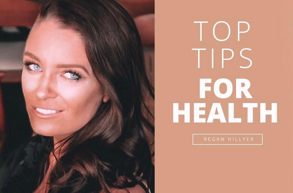 Three Top Tips for Your Health….in Today's Chaos